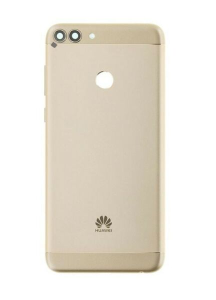 éNergique Cache Batterie Huawei P Smart - Or