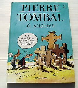 PIERRE-TOMBAL-5-O-suaires-CAUVIN-HARDY-BD-EO-DUPUIS