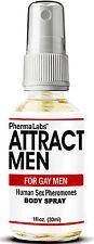 The Secret to ATTRACT GAY MEN SCENTED SEX PHEROMONES Body Spray 1oz