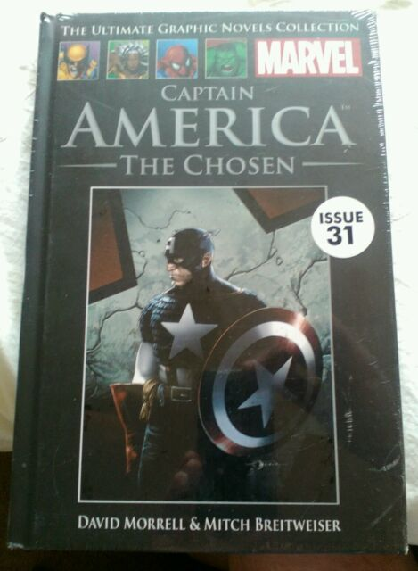 Captain America Graphic Novel - The Chosen -  Marvel Comics Collection