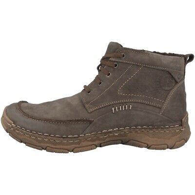 Das Beste Josef Seibel Dominic 09 Schuhe Men Herren Stiefel Boots Schnürer 25142-pl81-707