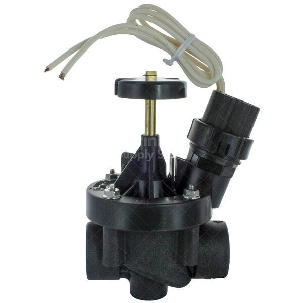 Rain Bird 150-PESB 1 1//2 Inlet Industrial Irrigation Valve w//Self-Cleaning Scrubber