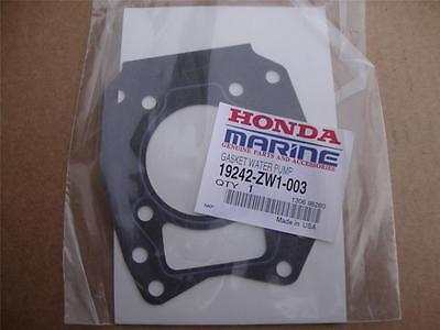 WATER PUMP NOS HONDA 19242-ZW1-003 GASKET Honda Code 4857090