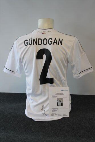 Ilkay Gündogan signiert DFB Manchester City S Deutschland Trikot