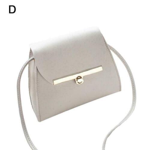 Girl Women Tote Messenger Bags Lady PU Handbag Cross Bag Body Purse Bag Sho M4E2