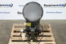 Micro Vu 500hp 12 Bench Top Optical Comparator