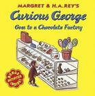 Curious George Goes to a Chocolate Factory by M. Rey (Hardback, 2003)