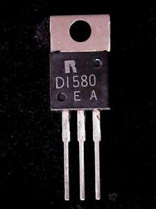 2SD1580-Rohm-Transistor-100V-6A-65W-D1580-TO-220-GENUINE