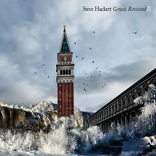 STEVE HACKETT - GENESIS REVISITED II  2 CD NEU