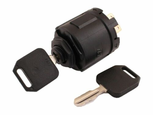 Zündschloss Schlüssel passend für Partner P130 Rasentraktor