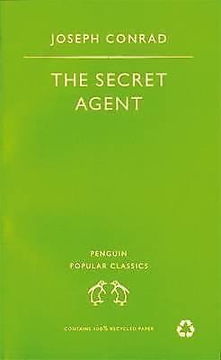 """""""AS NEW"""" The Secret Agent, Conrad, Joseph, Book"""