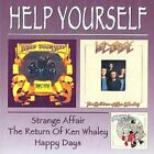 Help Yourself - Strange Affair/the Return of Ken Whaley Plus Happy Days CD