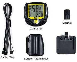 Wireless-Waterproof-LCD-Bike-Bicycle-Cycle-Computer-Odometer-Speedometer