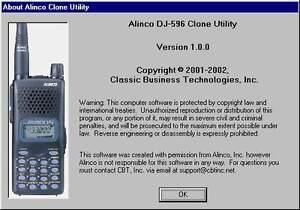 alinco software dj 196 dj 296 dj 496 dj 596 dj c7 ebay rh ebay com