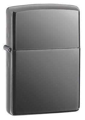 Zippo Windproof Black Ice Lighter,  # 150, New In Box