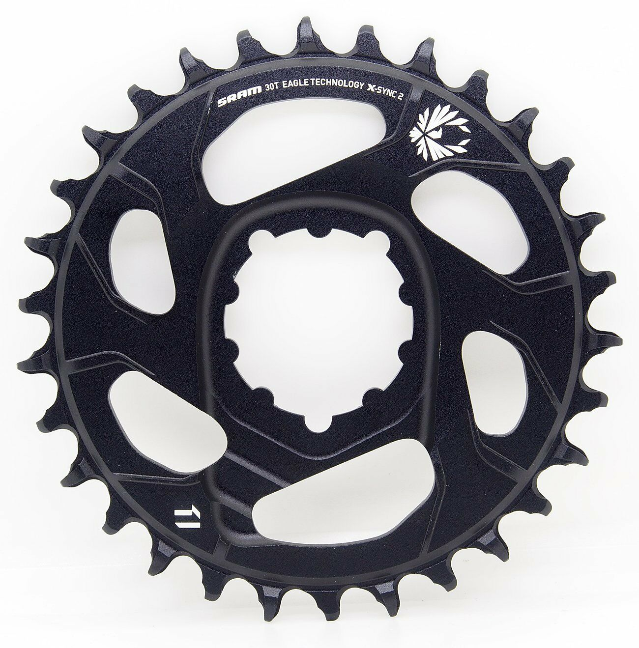 Sram X-SYNC 2 Eagle X01 Direct Mount 30T Chainring -4mm Offset for Cannon. AI
