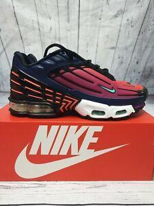 Dettagli su Nike Air Max Plus III (GS) donna/YOUTH'S UK 3.5 EUR 36 (CD6871 401)- mostra il titolo originale