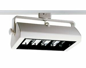 Juno track lighting tbx18e wh biax 18w hpf electronic ballast wall image is loading juno track lighting tbx18e wh biax 18w hpf aloadofball Choice Image
