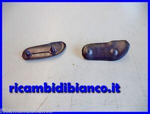 Fiat 127l/cl/special- 2 Gommini Cofano Anteriore Destro-sinistro 4293062-4293063 DernièRe Technologie