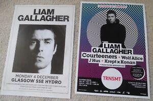 Liam-Gallagher-Oasis-poster-JOB-LOT-bundle-live-music-concert-gig-tour-posters