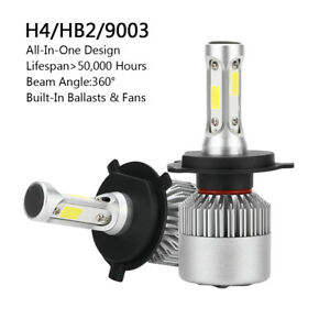 2P-H4-All-in-One-LED-Lampara-Faro-Kit-72W-8000LM-COB-Bulbo-6000K-Blanco-BS6-A