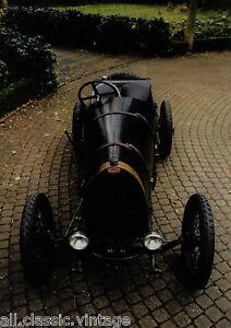 Postcard-47-Car-Automobil-Bugatti-type-13-Brescia-1923