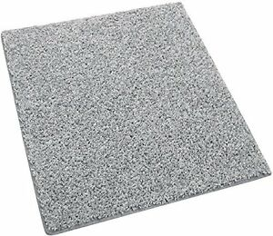 Pewter-Gray-3-8-Thick-25-oz-Indoor-Frieze-Area-Rug-Carpet