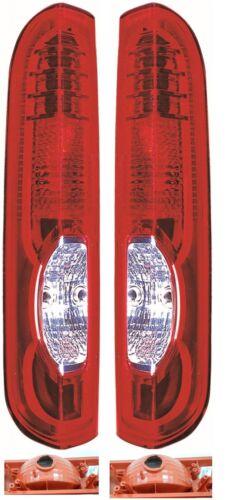 Vauxhall Vivaro 2006-2010 Arrière Queue Lumière Lampe Paire Gauche /& Droite