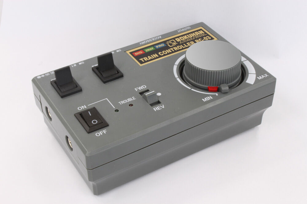 Rokuhan rc03 (aún 97305) Z-compacto-regulador de conducción rc03  56895