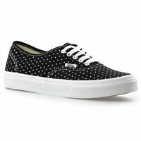 Vans Authentic Slim Womens Shoes (new) Micro Hearts - Black & White : Sizes 6-10