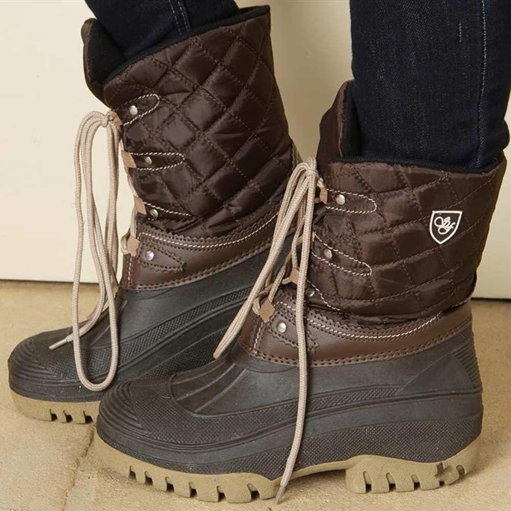 Sherwood Staunton mucker paddock yard  botas, Aguaproof fleece Forrado, todos Los Tamaños  Precio por piso