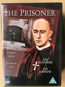 The-Prisoner-DVD-1955-Cardinal-Drama-Movie-Classic-Rare-w-Alec-Guinness