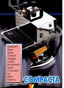 Comel Dampferzeuger mit Kessel aus Edelstahl | eBay