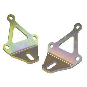 Steel-Small-Block-Chevy-Front-Motor-Mounts-FREE-SHIPPING-IMCA-USMTS