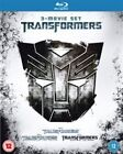 Transformers / Transformers - Revenge Of The Fallen / Transformers - Dark Of The Moon (Blu-ray, 2013, 3-Disc Set, Box Set)