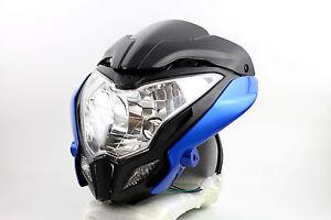 Universal-streetfighter-naked-headlight-BLUE-Yamaha-FZ1-FZ6