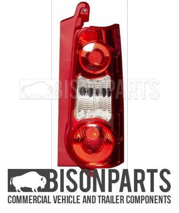 REAR TAIL LAMP LIGHT PASSENGER SIDE CIT002 2008-2015 *CITROEN BERLINGO MK2