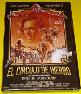 EL-CIRCULO-DE-HIERRO-DVD-R2-Precintada