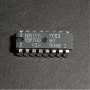 1PCS IC PHILIPS DIP-16 TDA1022