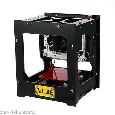 NEJE DK-8-KZ Laser Engraver Cutter Engraving Carving Machine Printer 1000mW