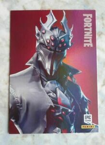 Trading Cards FORTNITE Serie 1 HOLO: SPIDER KNIGHT # 290, Legendary Outfit