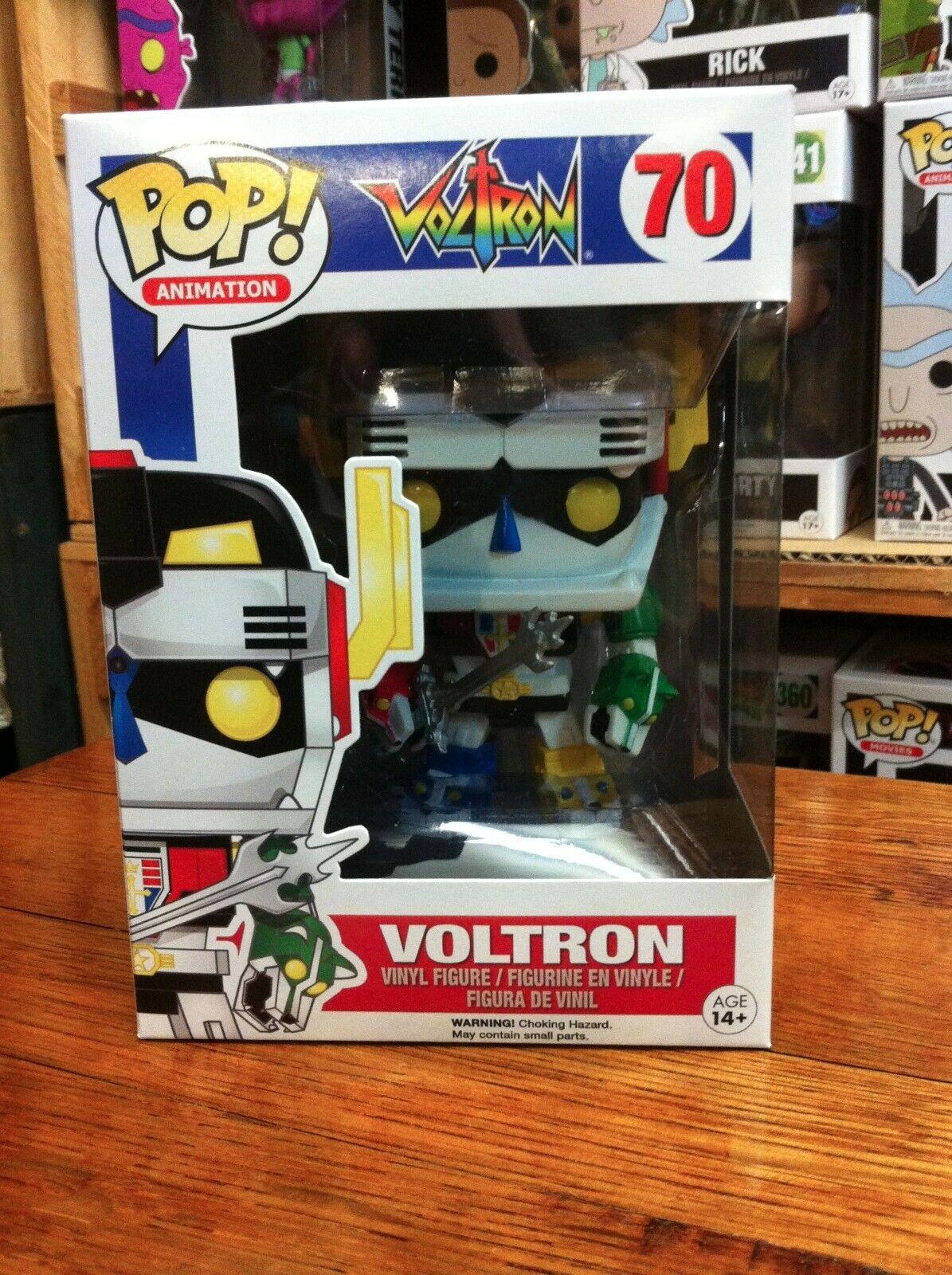 gran selección y entrega rápida Voltron Voltron Voltron Voltron 70 Funko Pop Vinilo embalaje experto  barato