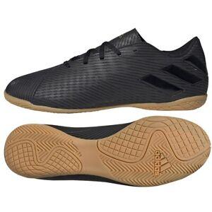 Chaussures d'intérieur adidas Nemeziz 19.4 In M F34529 noir noir