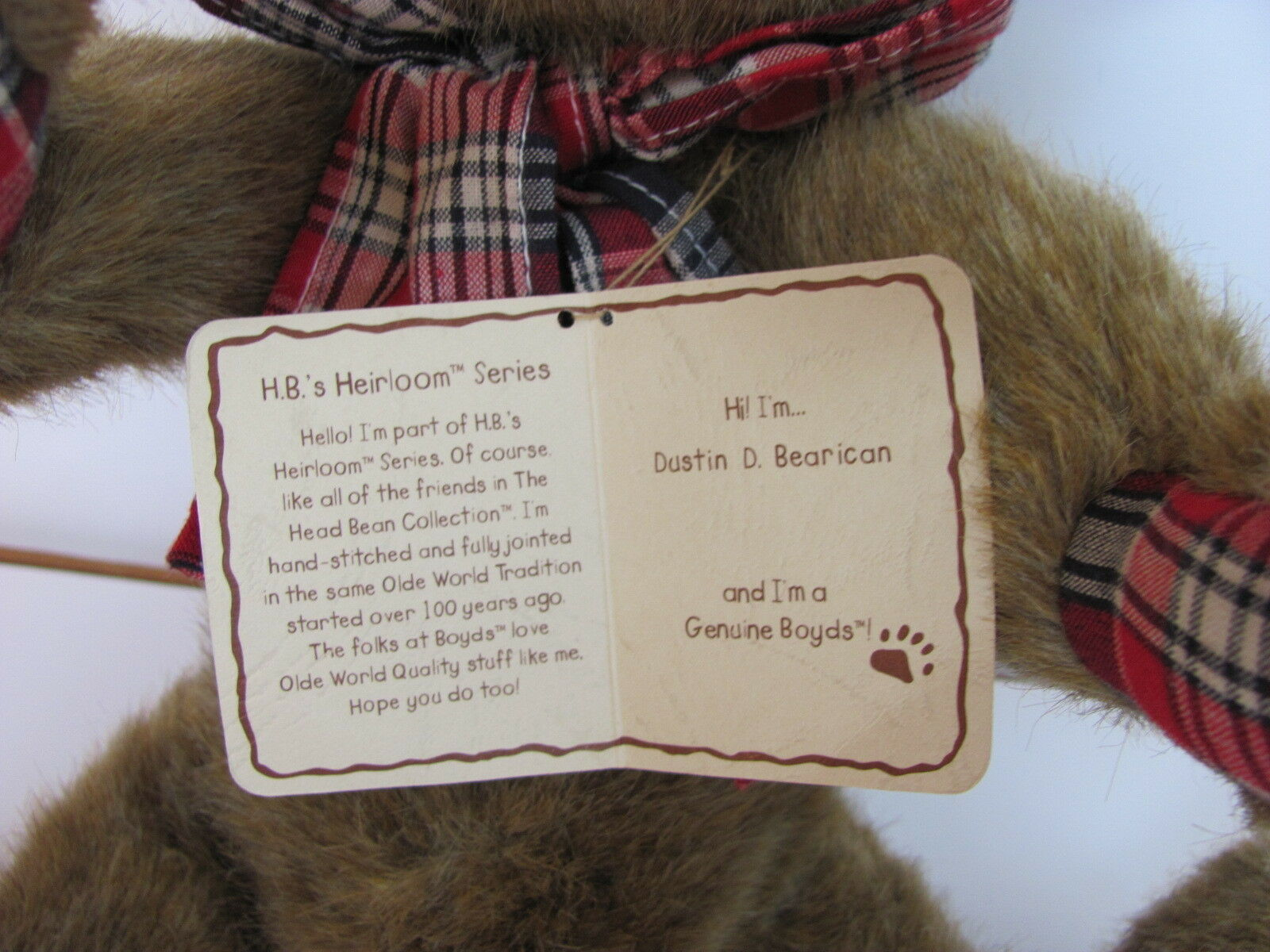AMERICANA AMERICANA AMERICANA Boyd's Bears Set/3 Dustin- 904251 Yankee Doodle- 562469 Ross- 562402 447f9f