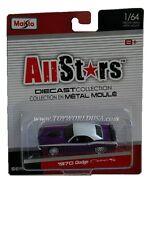 Maisto All Stars 1970 Dodge Challenger R/T series 14