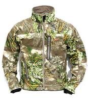 Cabela's Apx Wind & Waterproof Softshell Realtree Advantage Max-1 Hunting Jacket