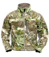 Cabela's Apx Wind & Waterproof Softshell Realtree Advantage Max-1 Hunting Jacket