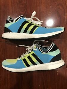 purchase cheap ca00c f46e7 Details about Adidas Ultra Boost EQT Support Ultra PK Frozen Yellow BB1244  size 11.5 US