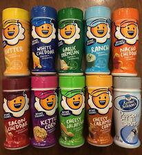 PACK of 10 Flavors KERNEL SEASON'S Movie HUGE Popcorn Seasoning Sampler