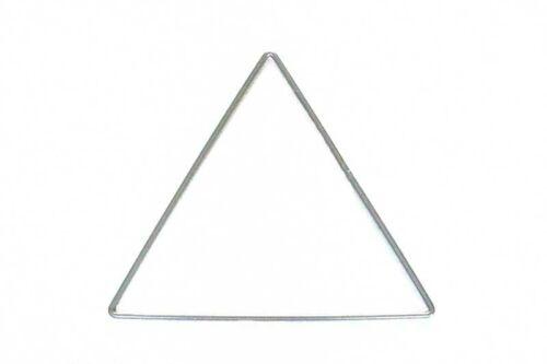 Simple Modern Wreath Dreamcatcher Metal Triangle Ring Hoop Shape Painted Metal